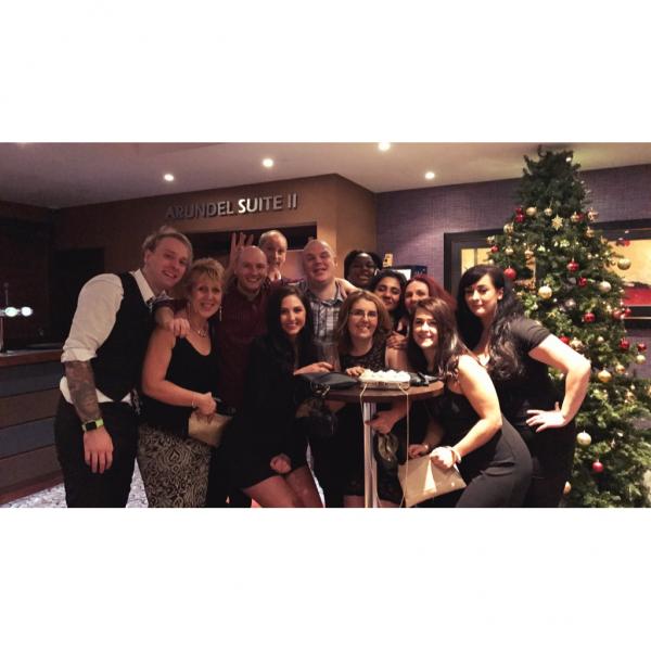 Staff Christmas Dinner Dance
