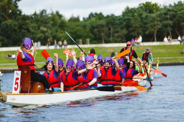 Dragon Boat Festival – Tilgate Park